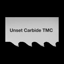 Karbidové pílové pásy na rezanie kovov