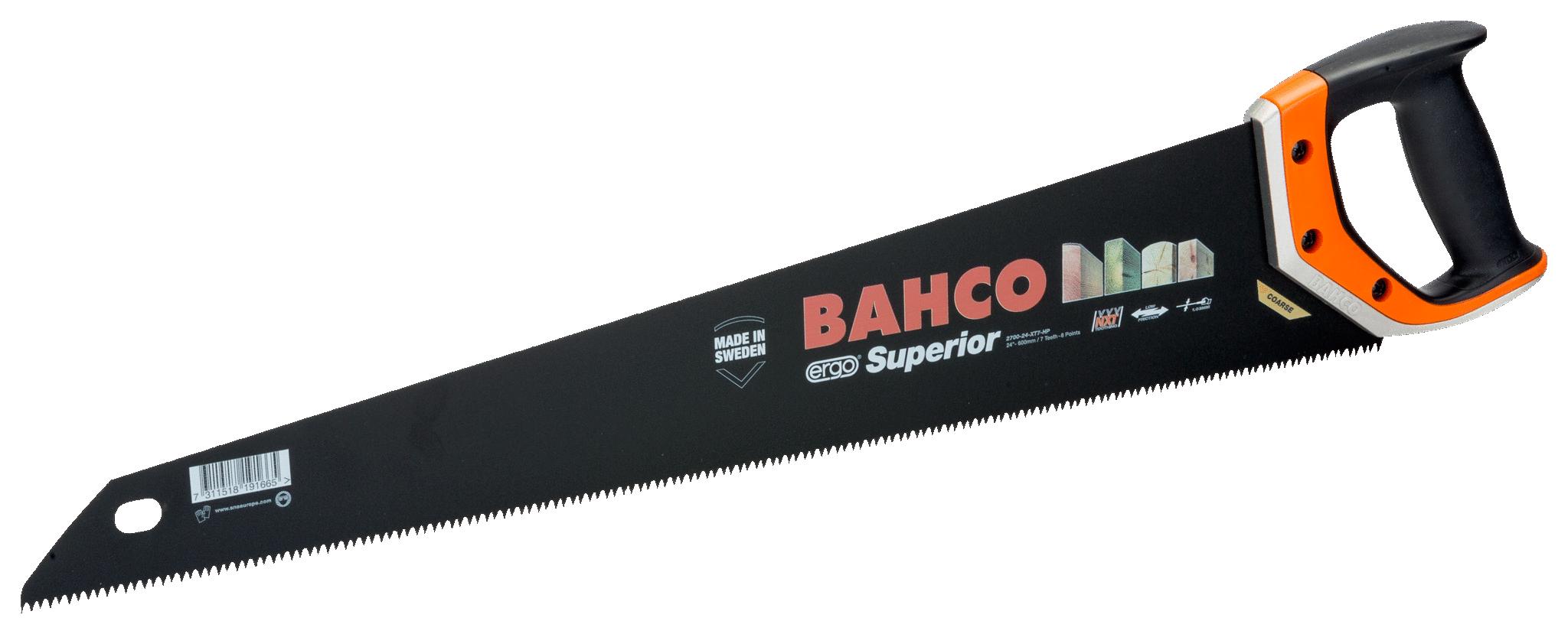 Ножовки с рукояткой ERGO™