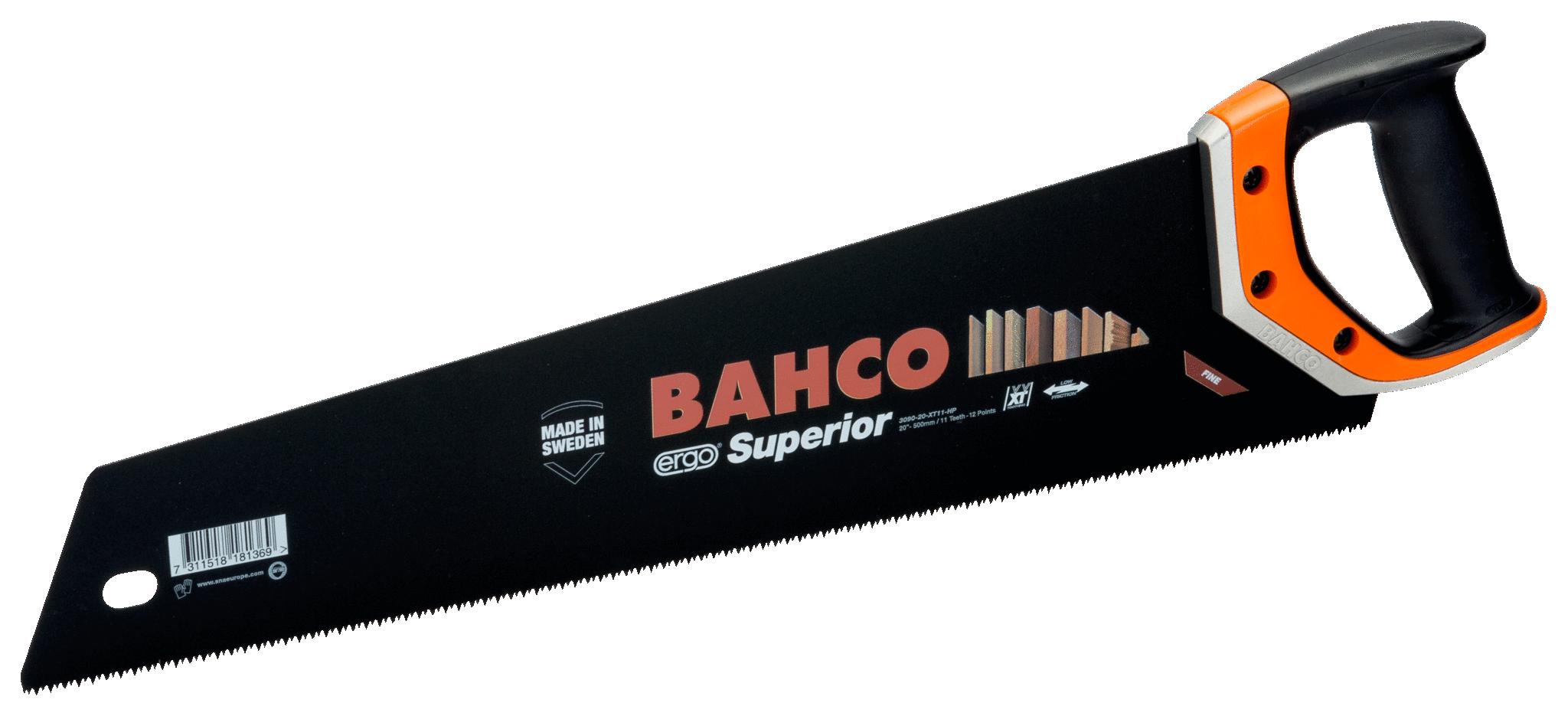 Ножовки с рукояткой ERGO™. Для пиления тонких и средних материалов