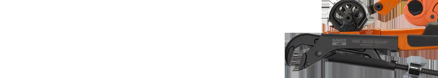 Rørtænger og rørværktøj